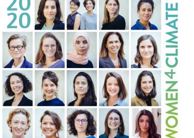 Lauréate Women4Climate du C40